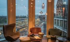 Spitzenreiter: Motel One, hier das Flaggschiff-Hotel Berlin Upper-West