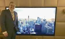 Kempinski-CEO Martin R. Smura: Follow us to New York.