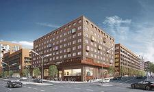 Ambitioniert: Das Quartier KPTN mit Pierdrei Hotel und Astor-Kino. Es soll dem Stadtteil neues Leben einhauchen.