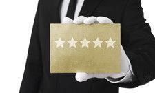 Gefragt: Positive Online-Bewertungen