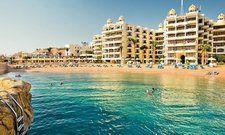 Neuer Partner für Tui: Die Sunrise-Hotels, hier ist das Sunrise Holidays Resort in Hurghada abgebildet