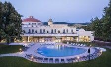 Umfassendes Erholungs- und Gesundheitsangebote: Damit positioniert sich das 5-Sterne-Thermia Palace Ensana Health Spa Hotel im slowakischen Piestany