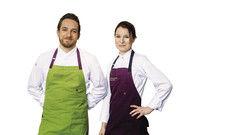 Starkes Duo: Differenzen gibt es zwischen Erik Scheffler und Sonja Baumann vor allem beim Thema Salzgehalt der Speisen.