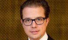 Aufgestiegen: Benedikt Jaschke bekommt weitere Aufgabenfelder bei Kempinski Hotels