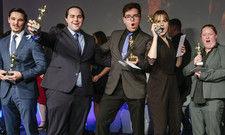 So sehen Sieger aus: Das Gewinnerteam des diesjährigen Dorint-Azubi-Oskar.