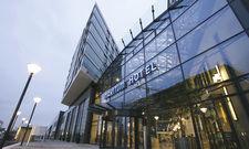 Unter neuem Eigentümer: Das Maritim Hotel in der Düsseldorfer Airport-City
