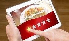 Wichtiges Marketingtool: Online-Bewertungen können den Ruf eines Restaurants massiv beeinflussen
