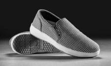Leicht: In das Schuhmodell Runner mit anatomischem Fußbett lässt es sich schnell reinschlüpfen.