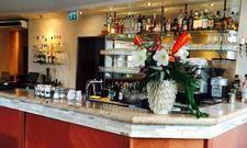 Beste Bewertungen: Das Restaurant La Luce Due in Düsseldorf, hier der Tresen
