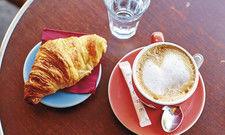 Typisch französisch: Beim ahgz breakfast club gibt es aber auch viele Frühstücksspezialitäten aus anderen Ländern und Regionen.