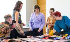 Blicken in die textile Zukunft: Der Trendcouncil der Messe Frankfurt
