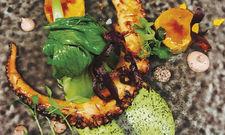 Kreativ: Verschiedene Küchenwelten auf einem Teller