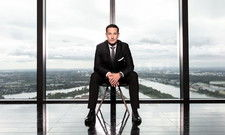 Ab sofort in Frankfurt: Bastian Becker