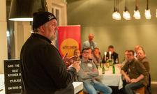 """Hotelchef Marco Nussbaum: """"Wir brauchen Leute, die ihrer Profession mit Leidenschaft nachgehen"""""""