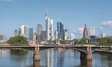 Begehrte Destination: Frankfurt am Main ist bei Hotelinvestoren und Messegästen beliebt.