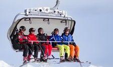 Bald geht's los: Viele Skifahrer freuen sich auf die Pisten in den Alpen