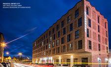 Markant: Das neue prizeotel in Erfurt