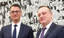 Neue Power für den Berliner Markt: Marcel Kübscholl (links) und Sven Maracke bekommen mehr Verantwortlichkeiten bei der GCH Hotel Group
