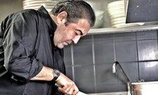 Profi am Herd: Juan Amador, in Wien mit 3 Michelin-Sternen ausgezeichnet