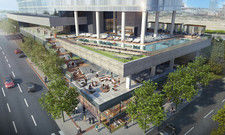 Besondere Architektur: Das geplante W Hotel in Nashville/USA