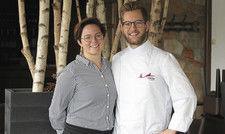 Findige Gastronomen: Nadja Ortmann und Tim Gassauer gehen die Ideen nicht aus. Zurzeit planen sie ein Krimi-Dinner