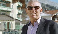 Hat viel vor: Hotelier Ernst Mayer