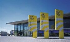 Stuttgart hat angebaut: Die baden-württembergische Landeshauptstadt bereitet sich auf ein starkes Messejahr 2020 vor. Seit 2018 gibt es eine zehnte Messehalle auf dem Gelände am Flughafen.