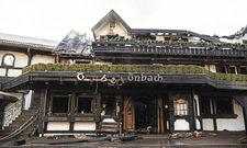 Nicht mehr zu retten: Das Stammhaus des Hotels Traube Tonbach, in dem die Schwarzwaldstube untergebracht war