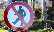 Zutritt verboten: Im Berliner Restaurant Cinque kommt nicht mehr jeder rein