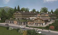 So wird es aussehen: Das Severin's Resort am Tegernsee