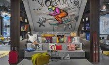 Olympiastadt Lausanne: Das Design des Hauses nimmt als Thema Olympia auf
