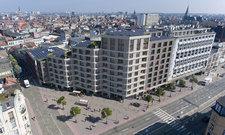 In Planung: Das Aparthotel Adagio Antwerpen soll 2022 an den Start gehen