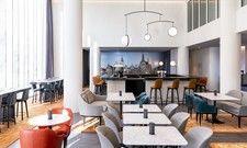 Cooler Look: Das Restaurant Rabbit Hole im Residence Inn Gent