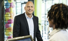 Kritisiert Flüchtlingspolitk: Holger Beeck, Vorstandsvorsitzender McDonald's Deutschland