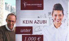 """Hotelgeschäftsführer Ralf Müller: """"Die heutigen Auszubildenden sind die Hoteldirektoren und Geschäftsführer der Zukunft"""""""