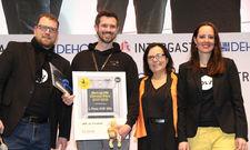 Sause - die Seifenbrause gewinnt: Der Startup BW Dehoga Cup Gewinner heißt Moritz Simsch