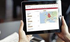 Hotelfinder: Über das Matratzenangebot gelangen Nutzer auch zu hoteleigenen Buchungsmasken