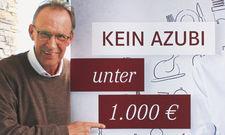 """Ralf Müller: """"Ich rede nicht von der Mindestausbildungsvergütung, sondern ich will gerechte Bezahlung."""""""