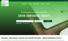 Nur einen Klick entfernt: Die Buchung in einem umweltfreundlichen Tagungshotel