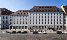 Bei Preferred: Das Hotel Drei Mohren in Augsburg