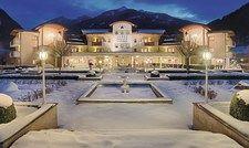 Eines von sechs Hotels der Familie Mairhofer: Das Alpenpalace in St. Johann im Südtiroler Ahrntal