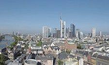 Stadtansichten: Die Hotellerie in Frankfurt verzeichnet weitere Zuwächse