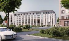So soll es aussehen: Das neue Stayery in Dresden
