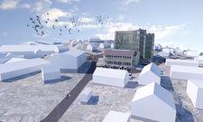 Eisig: Das künftige Best Western Plus Ilulissat liegt mitten auf der größten Insel der Welt