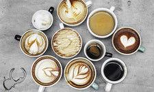 Espresso trifft Milch: Ohne Latte-Art geht heute fast nichts mehr.