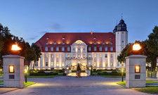 Bald unter Kempinski-Flagge: Das Hotel Schloss Fleesensee