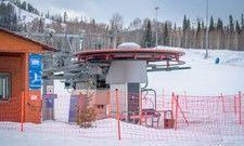 Leere Lifte: In Südtirol wird die Skisaison wegen dem Coronavirus frühzeitig beendet
