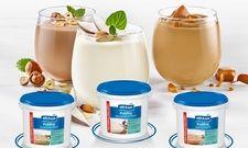 Neu im Sortiment: Haselnuss, Toffee und Kokos-Mandel