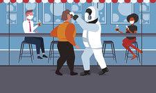 Bloß kein Aktionismus! Virenschutzmaßnahmen im Restaurant oder Hotel sollten die Gäste beruhigen und nicht abschrecken.