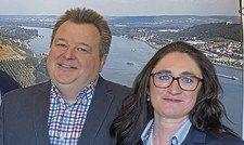 Die neuen Eigentümer: Peter und Ulla Häfner übernehmen.